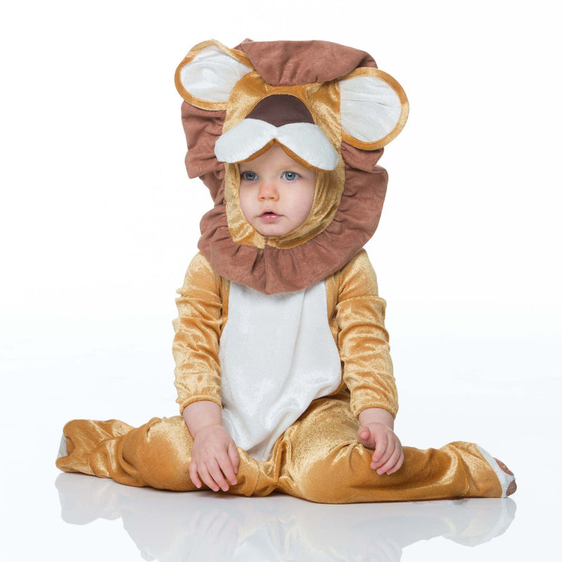 Lion Baby Fancy Dress Costume , Baby Costume - In Character, Ayshea Elliott - 3