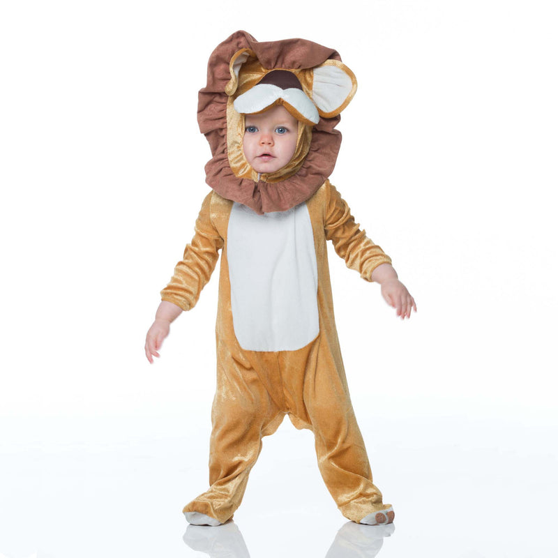 Lion Baby Fancy Dress Costume , Baby Costume - In Character, Ayshea Elliott  - 2
