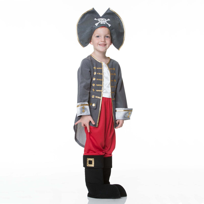 Children's Captain Pirate Dress Up , Children's Costume - Travis Designs, Ayshea Elliott  - 2