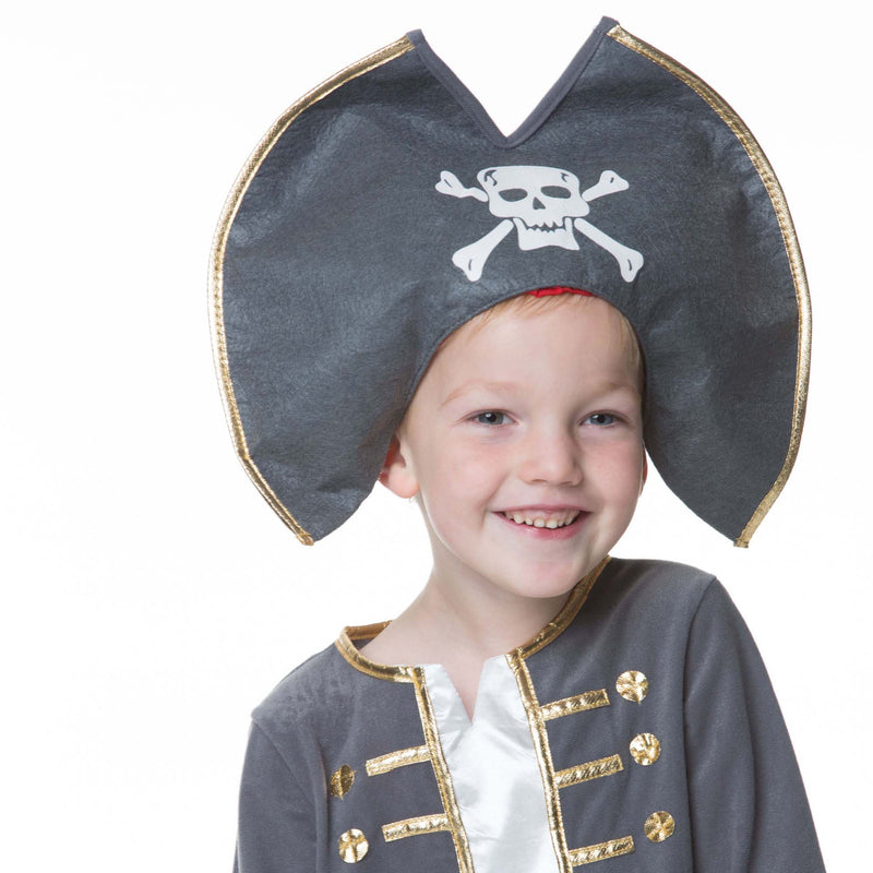 Children's Captain Pirate Dress Up , Children's Costume - Travis Designs, Ayshea Elliott  - 4