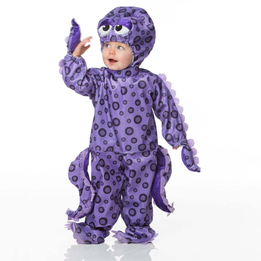 how to make octopus for fancy dress competition
