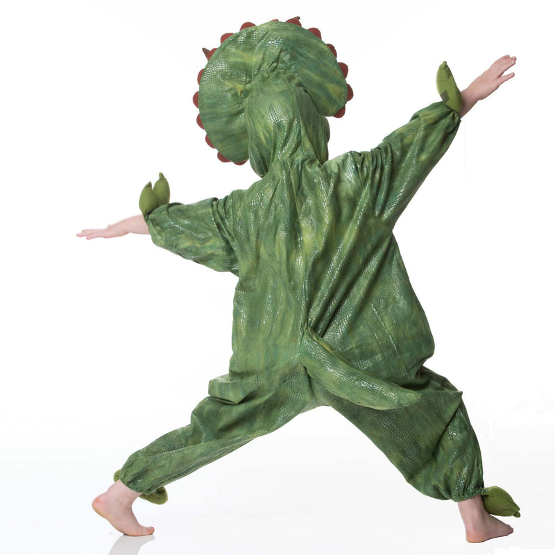 Children's Triceratops Dress Up , Dinosaur Costume, Children's Costume - Time to Dress Up, Ayshea Elliott - 3