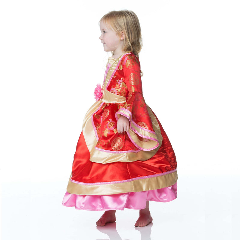 Oriental Princess Costume , Children's Costume - Time to Dress Up, Ayshea Elliott - 3