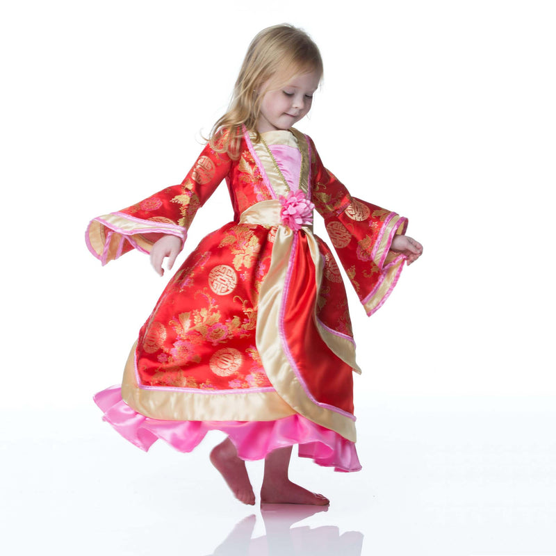 Children's Oriental Princess Dress Up Costume , Children's Costume - Time to Dress Up, Ayshea Elliott  - 1