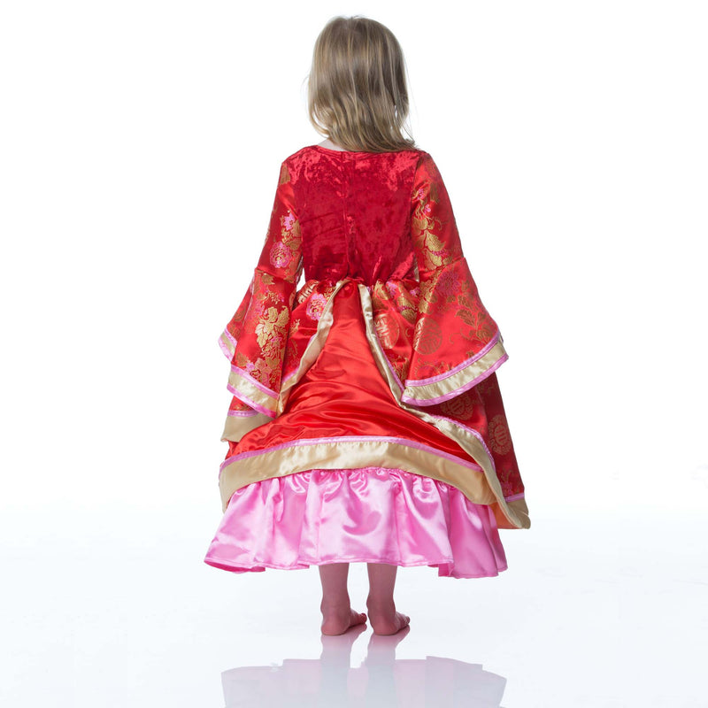 Oriental Princess Costume , Children's Costume - Time to Dress Up, Ayshea Elliott - 5