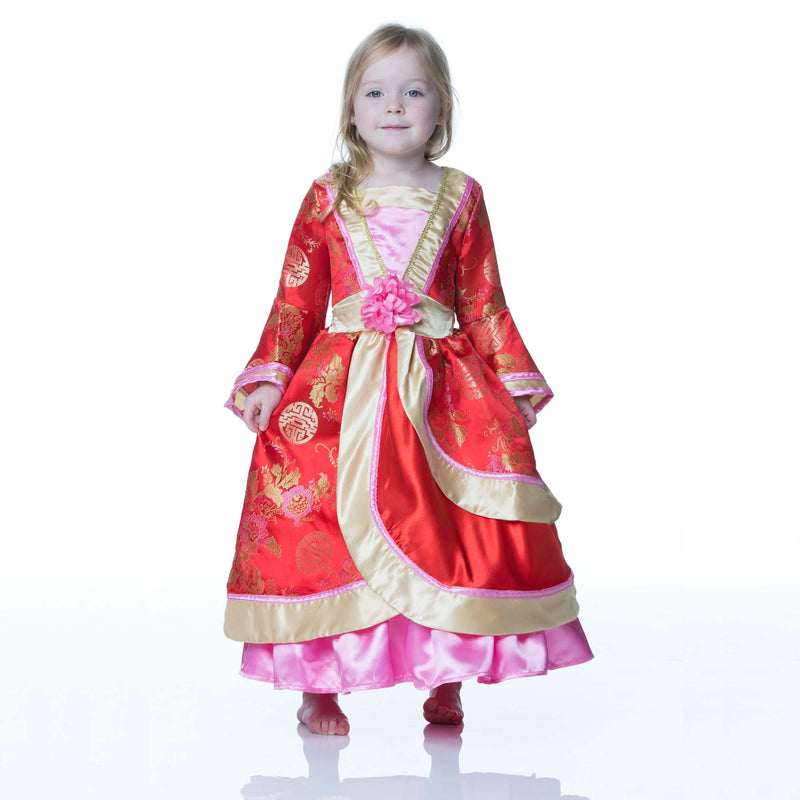 Oriental Princess Costume , Children's Costume - Time to Dress Up, Ayshea Elliott - 2