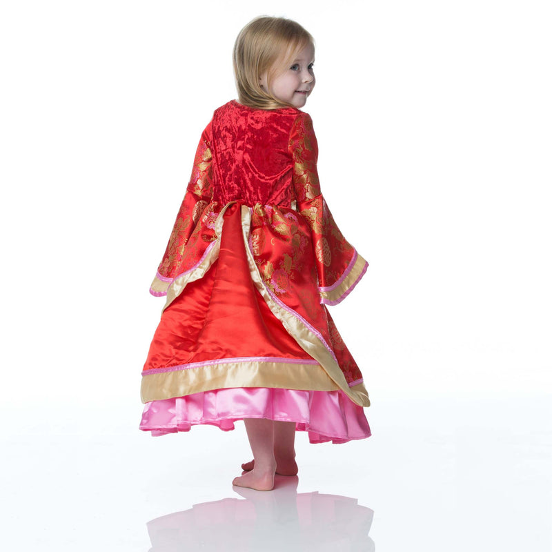 Oriental Princess Costume , Children's Costume - Time to Dress Up, Ayshea Elliott - 4