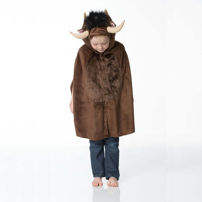Children's Brown Monster Dress Up , Children's Costume - Travis Designs, Ayshea Elliott  - 4