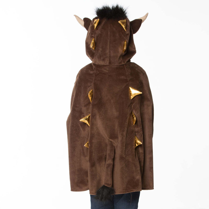 Children's Brown Monster Dress Up , Children's Costume - Travis Designs, Ayshea Elliott  - 3