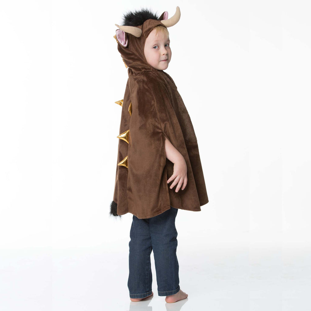 Children's Brown Monster Dress Up , Children's Costume - Travis Designs, Ayshea Elliott  - 1