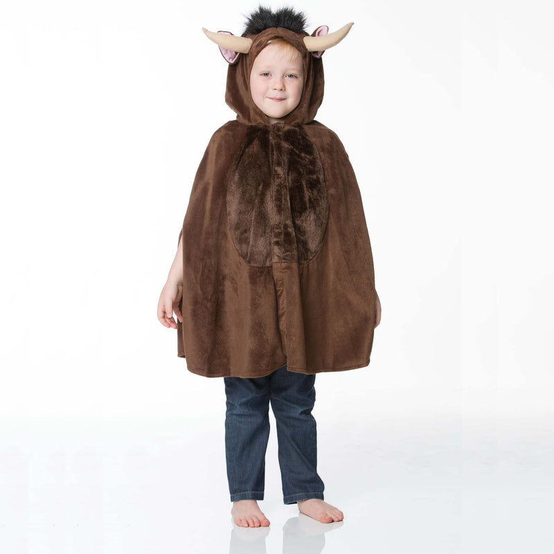 Children's Brown Monster Dress Up , Children's Costume - Travis Designs, Ayshea Elliott  - 8