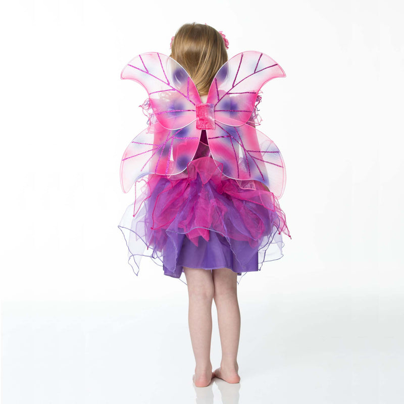 Children's Fuchsia Fairy Dress Up , Children's Costume - Travis Designs, Ayshea Elliott  - 2