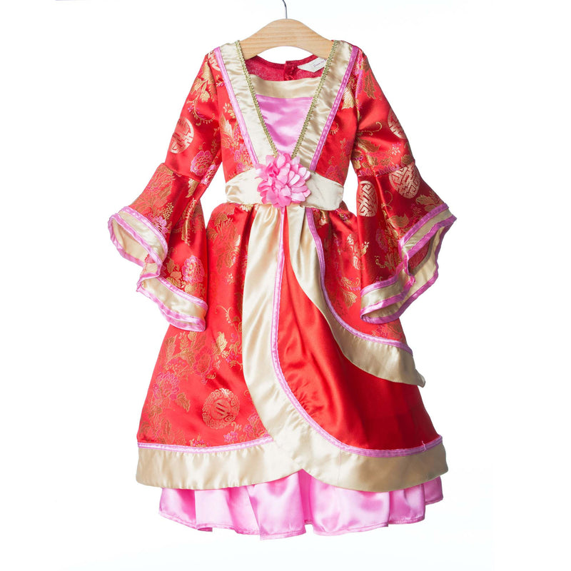 Oriental Princess Costume , Children's Costume - Time to Dress Up, Ayshea Elliott - 6