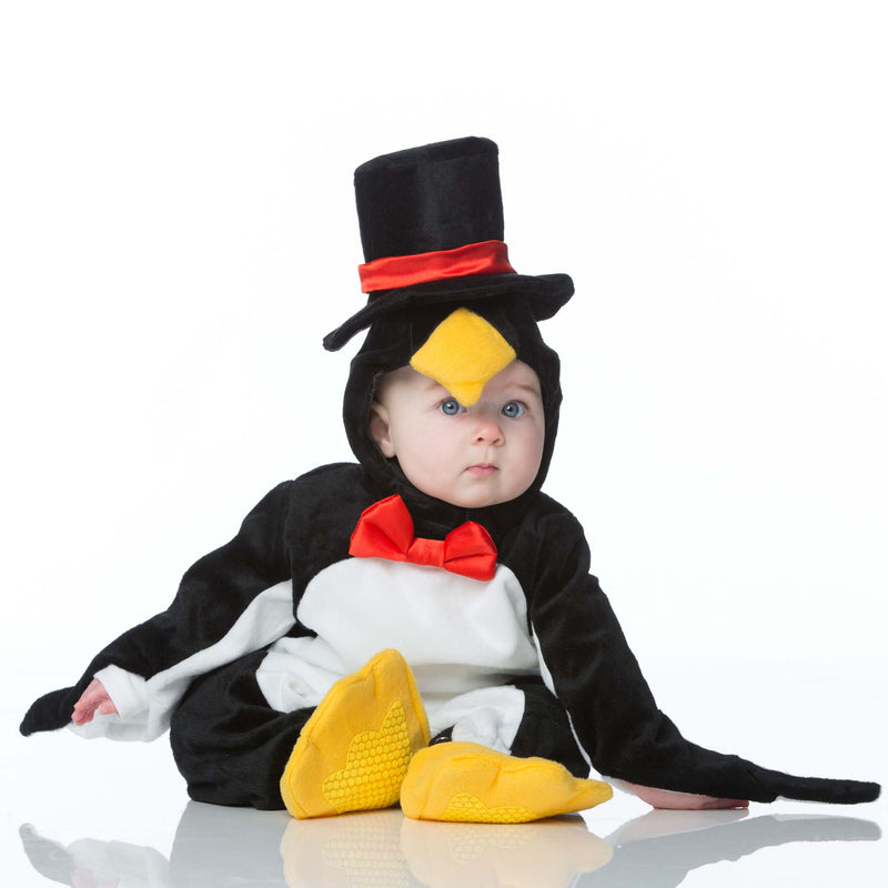 Penguin Baby Fancy Dress Costume , Baby Costume - In Character, Ayshea Elliott  - 2
