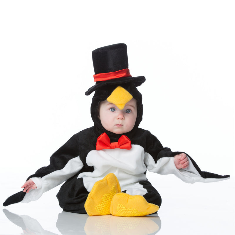 Penguin Baby Fancy Dress Costume , Baby Costume - In Character, Ayshea Elliott  - 1