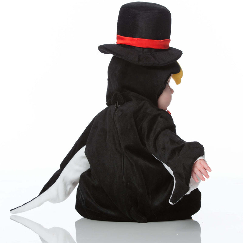 Penguin Baby Fancy Dress Costume , Baby Costume - In Character, Ayshea Elliott  - 6
