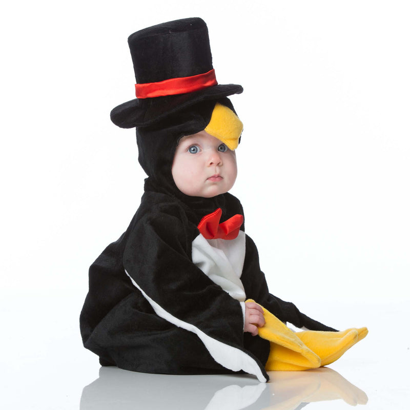 Penguin Baby Fancy Dress Costume , Baby Costume - In Character, Ayshea Elliott  - 5