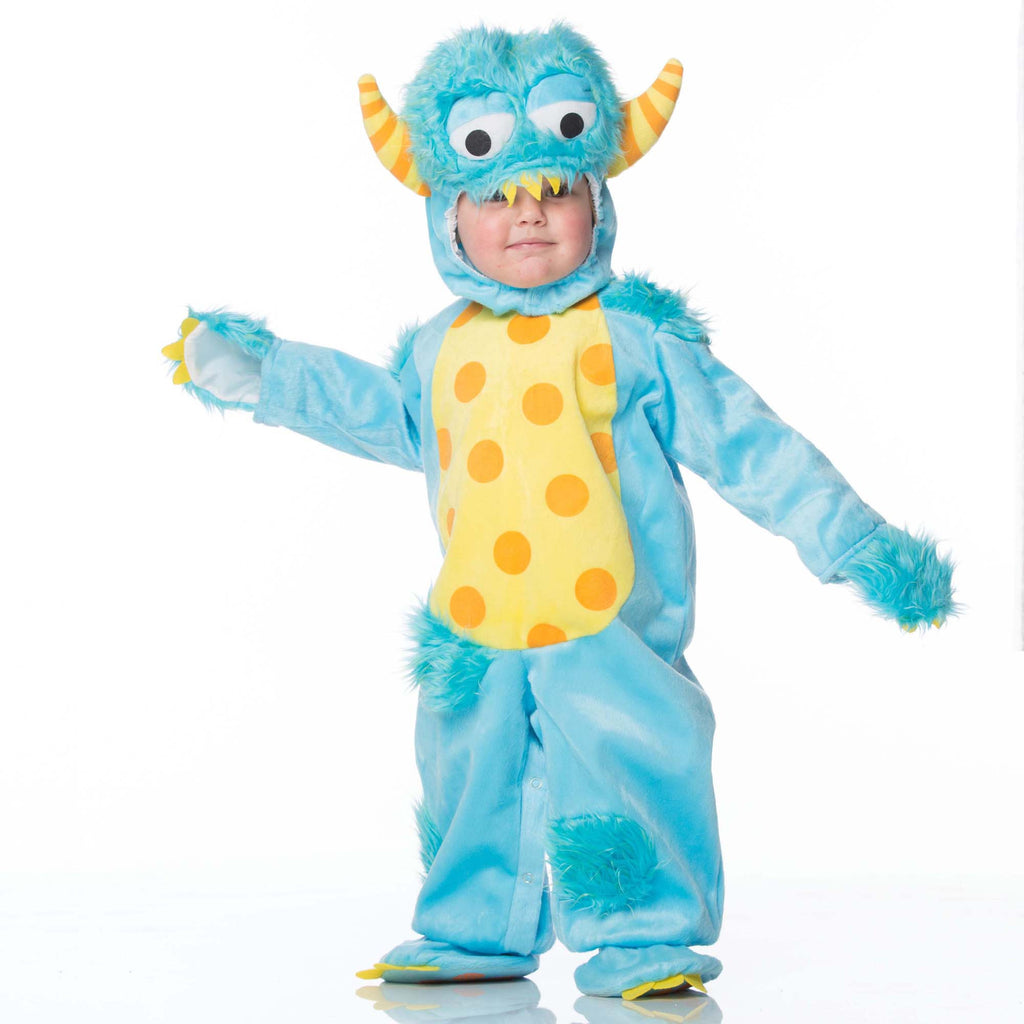 Monster Baby Fancy Dress Costume , Baby Costume - In Character, Ayshea Elliott  - 2