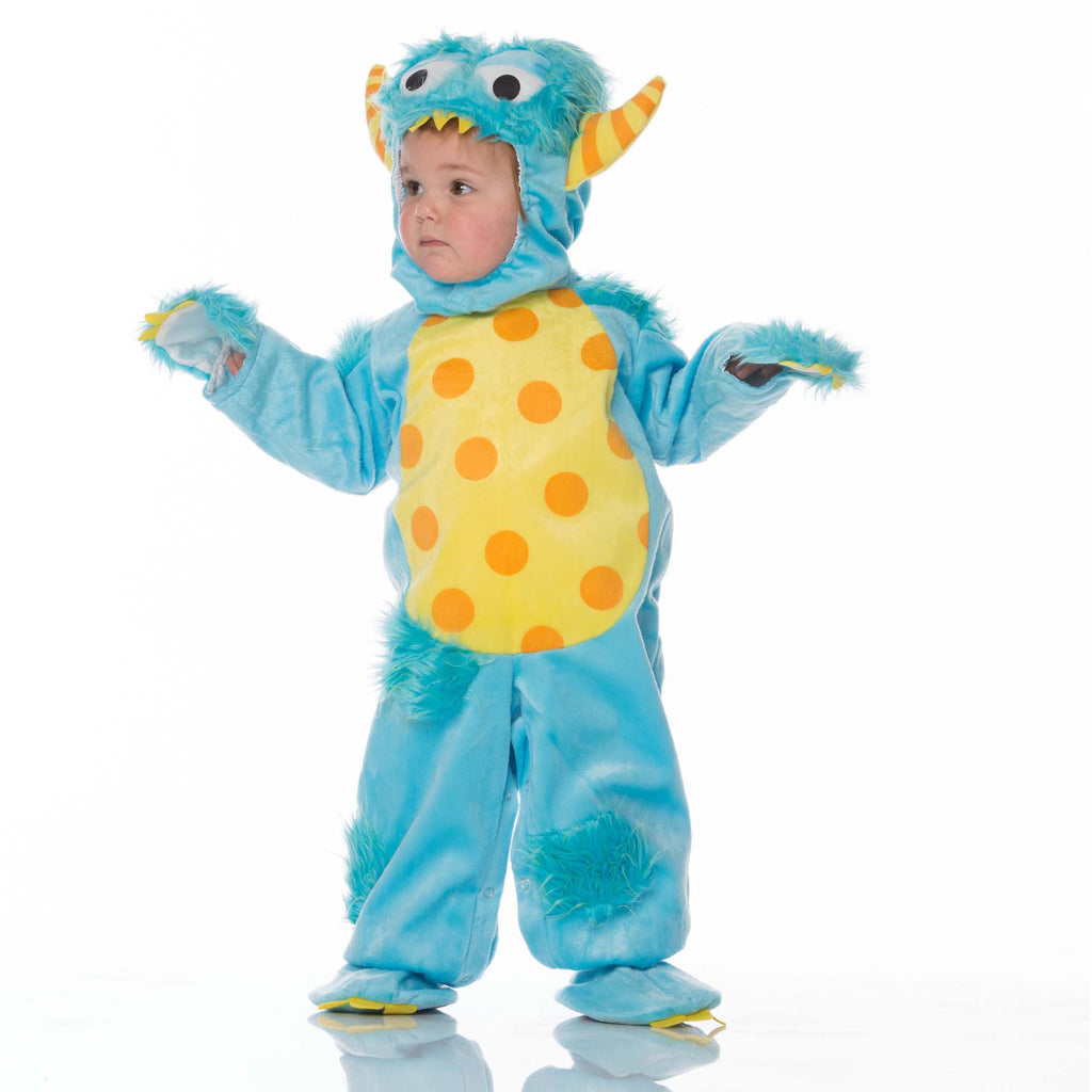 Monster Baby Fancy Dress Costume , Baby Costume - In Character, Ayshea Elliott  - 1