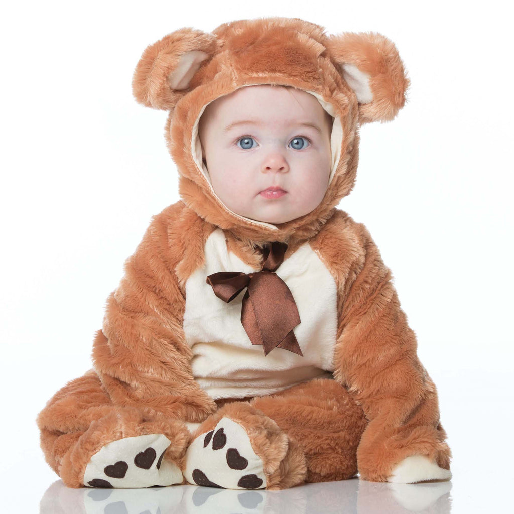 Teddy Bear Baby Fancy Dress Costume , Baby Costume - Travis Designs, Ayshea Elliott  - 1