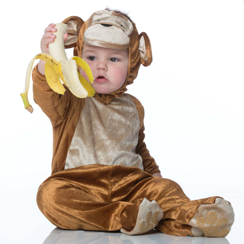 Baby Monkey Costume , Baby Costume - In Character