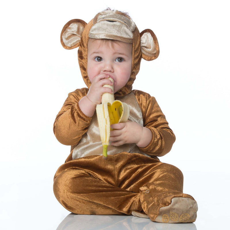Monkey Baby Fancy Dress Costume , Baby Costume - In Character