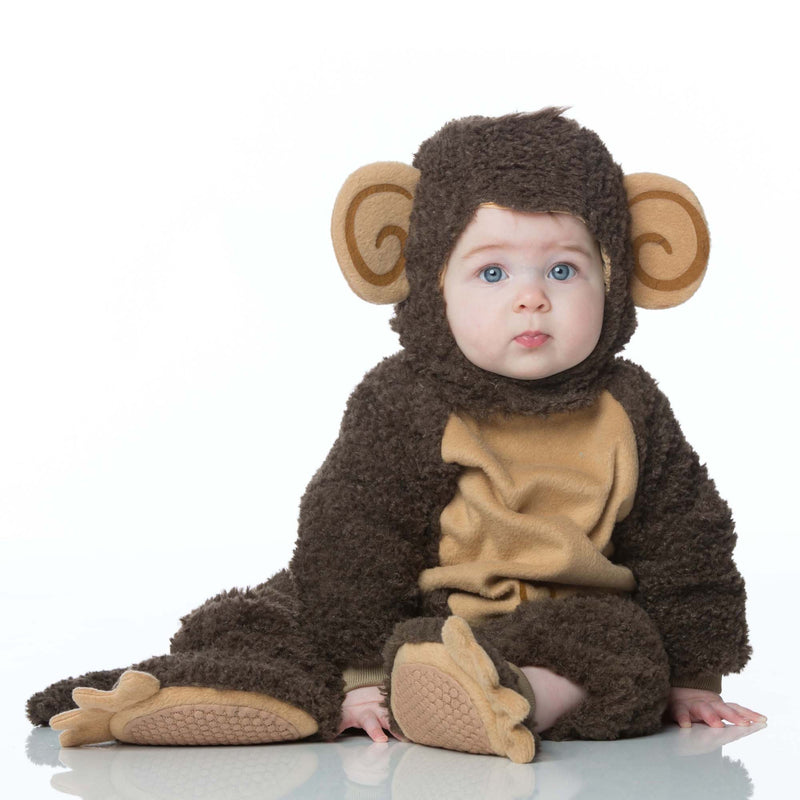 Cheeky Monkey Baby Fancy Dress Costume , Baby Costume - In Character, Ayshea Elliott  - 2