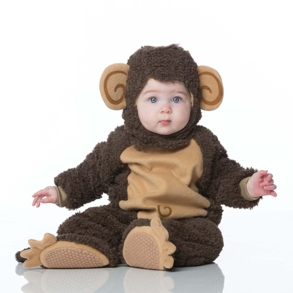 Cheeky Monkey Baby Fancy Dress Costume , Baby Costume - In Character, Ayshea Elliott  - 1