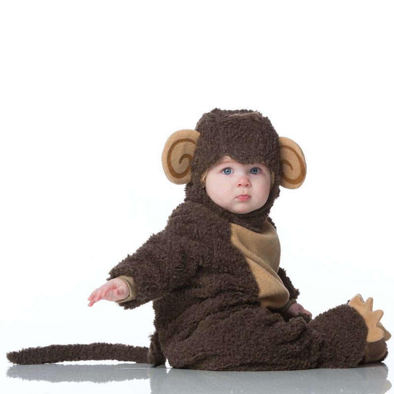 Cheeky Monkey Baby Fancy Dress Costume , Baby Costume - In Character, Ayshea Elliott  - 4