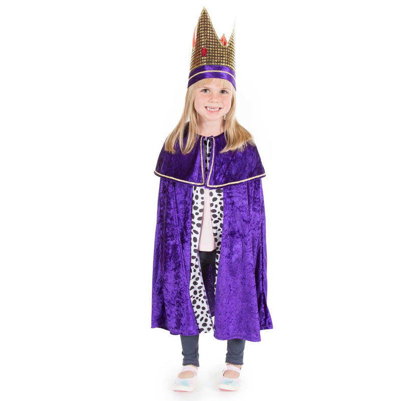 Children's King Nativity Costumes Purple / 3-7 years, Children's Costume - Pretend to Bee, Ayshea Elliott  - 2