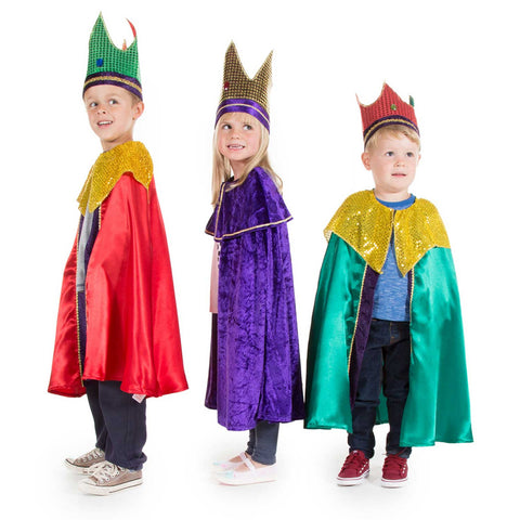 Children's King Nativity Costumes