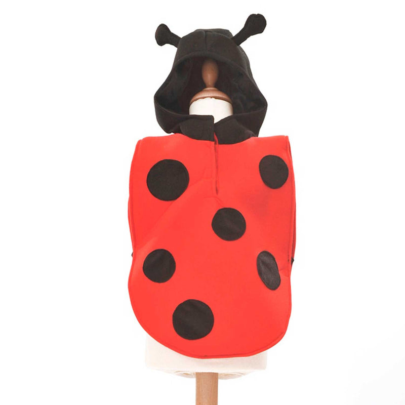 Children's Ladybird Costume- World Book Day -Time to Dress Up -2