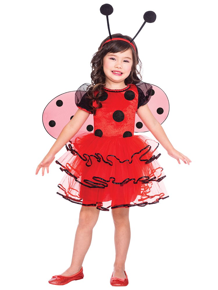 Ladybird- Toddler and Child Costume