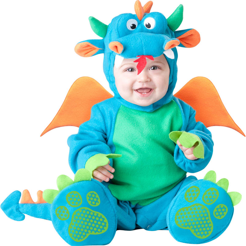 Personalised Baby Dinosaur Costume