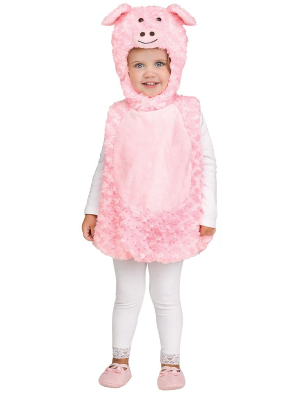 Little Piglet Toddler Costume