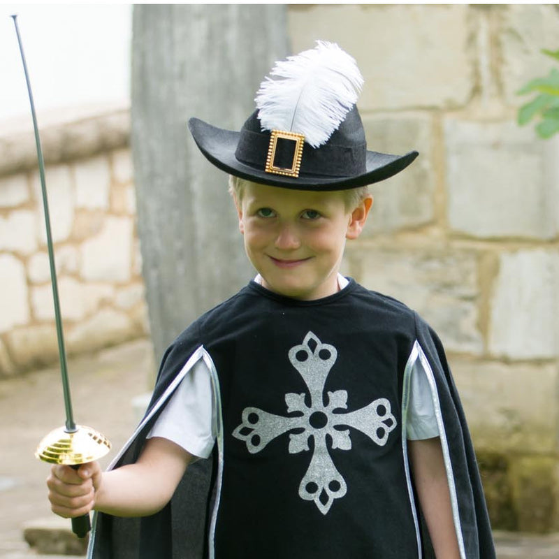 Children's Musketeer Dress Up , Children's Costume - Time to Dress Up