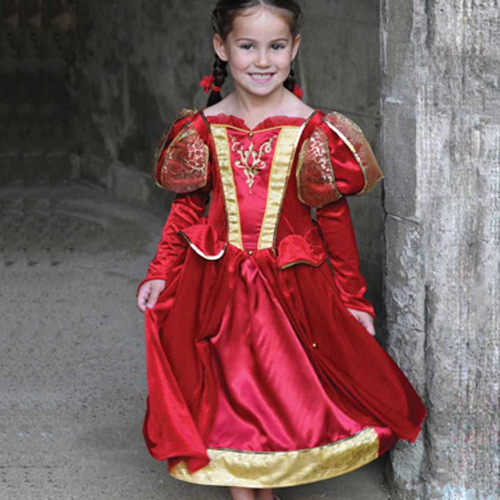 Medieval Queen Dress Up , Children's Costume - Travis Designs, Ayshea Elliott  - 1