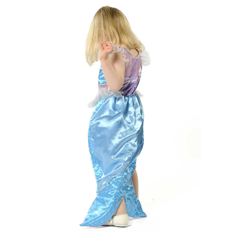 Mermaid Costume -Little Mermaid -Children's Costume -Time to Dress up- 3