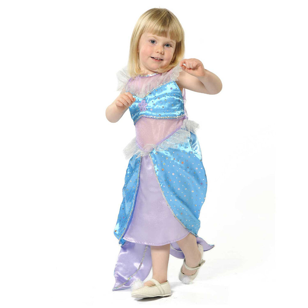 Mermaid Costume -Little Mermaid -Children's Costume -Time to Dress up- 1