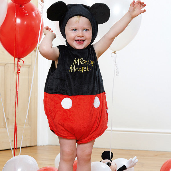 Mickey Mouse Baby Fancy Dress Costume - Official Disney , Baby Costume - Disney Baby, Ayshea Elliott  - 2