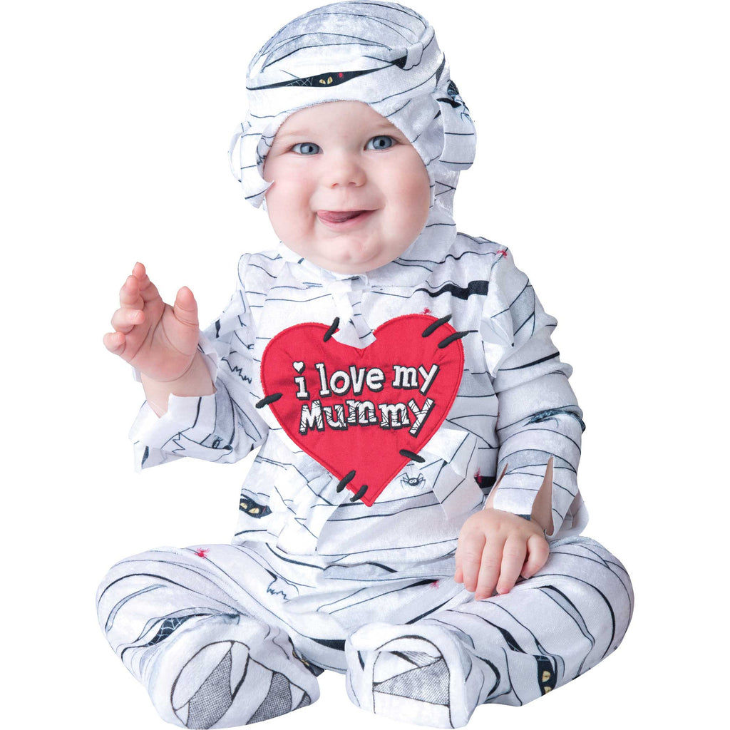 Mummy Baby Fancy Dress Costume , Baby Costume - In Character, Ayshea Elliott
