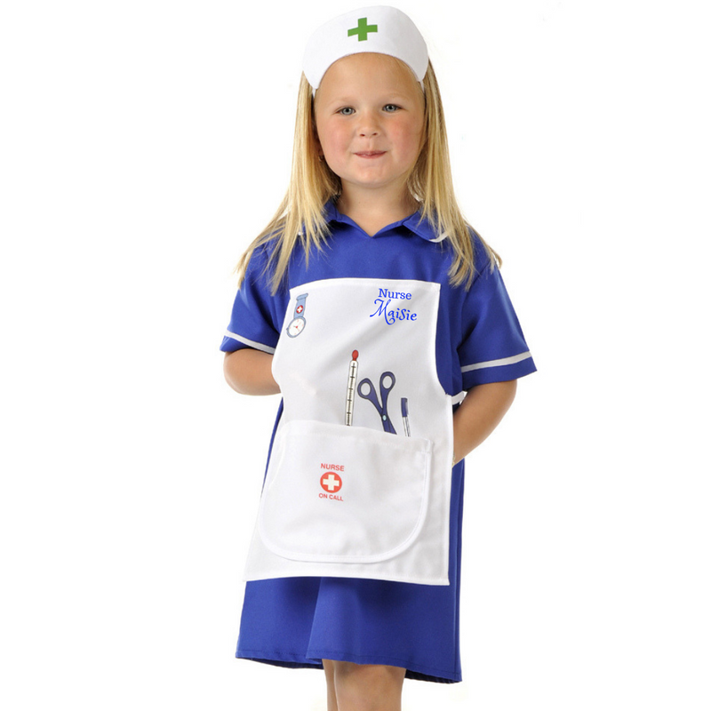 Nurse Costume -personalised