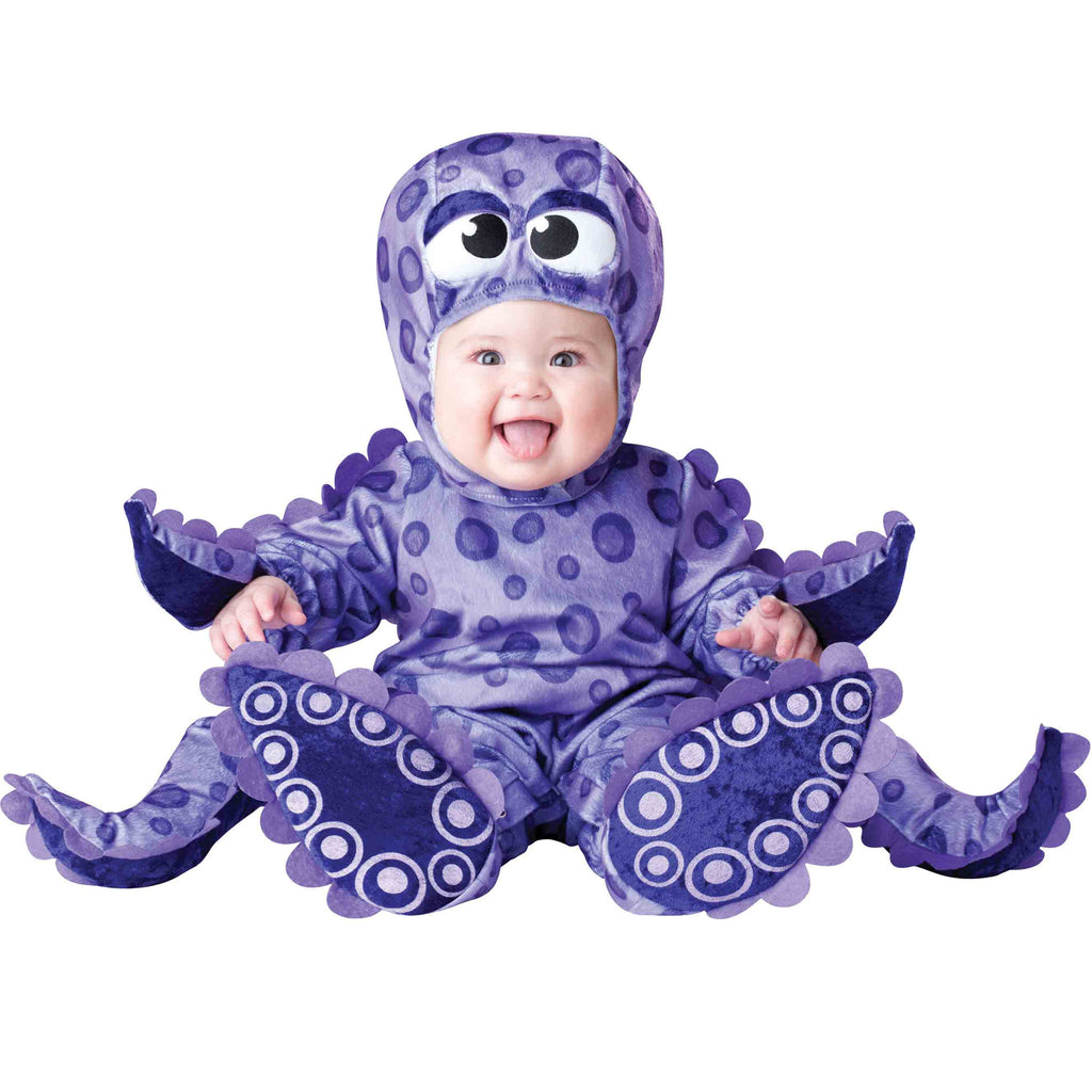 Octopus Baby Fancy Dress Costume , Baby Costume - In Character, Ayshea Elliott  - 2