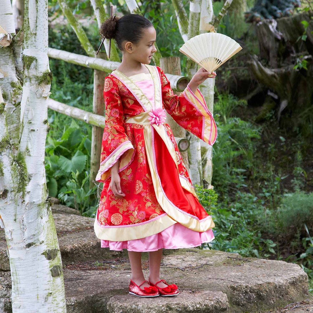 Children's Oriental Princess Dress Up Costume , Children's Costume - Time to Dress Up, Ayshea Elliott  - 8