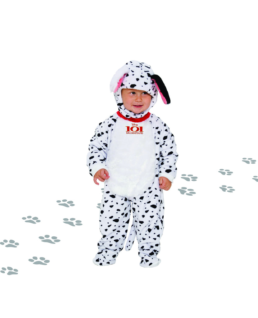 101 Dalmatians Baby Fancy Dress Costume - Official Disney , Baby Costume - Disney Baby, Ayshea Elliott  - 1