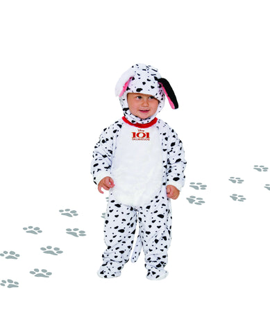 101 Dalmatians Baby Fancy Dress Costume - Official Disney