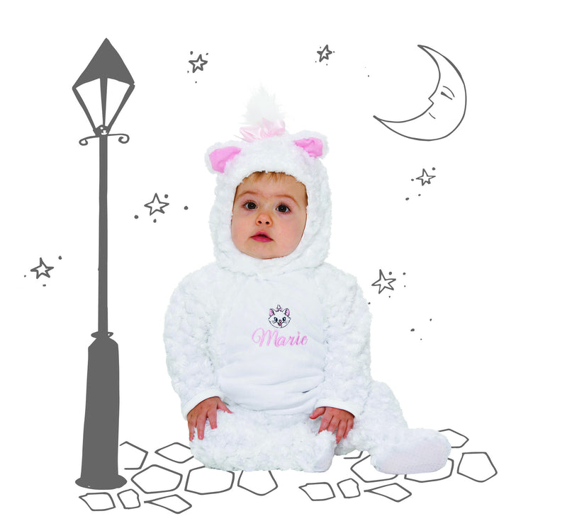 Aristocats Baby Fancy Dress Costume - Official Disney , Baby Costume - Disney Baby, Ayshea Elliott  - 1