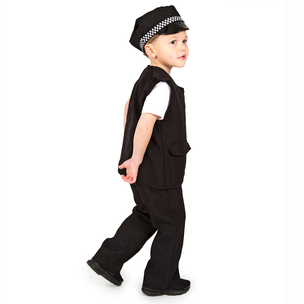 Children's Police Officer Costume
