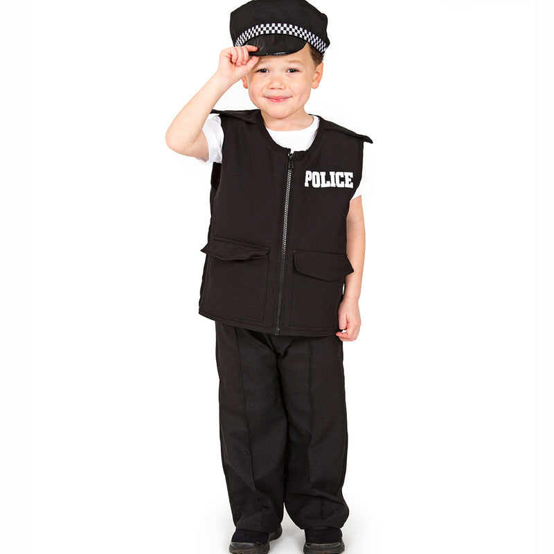 Police Soft Accessories Set