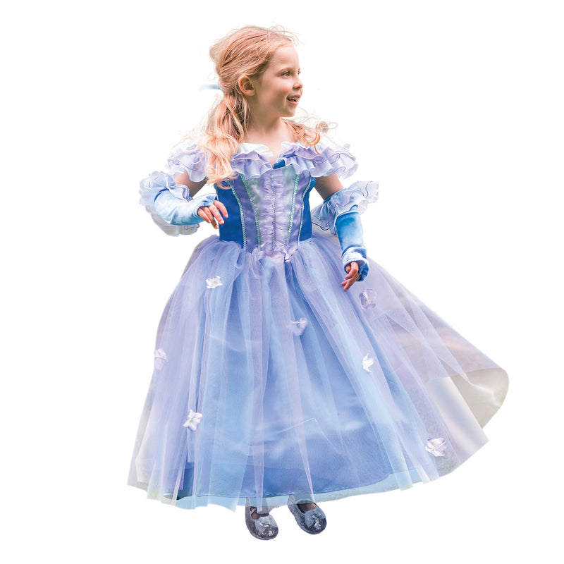 Princess Fleur Dress , Children's Costume - Travis Designs